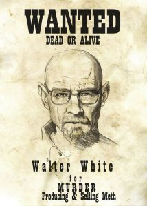 Walter White Dead or Alive