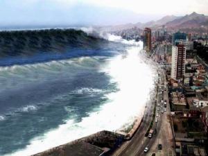 2004 Tsunami Japan