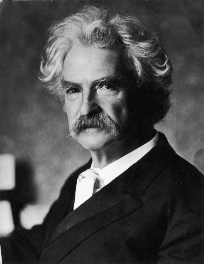 Mark Twain: not an American but the American