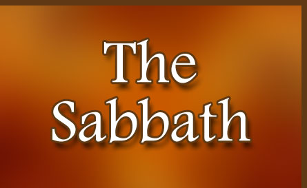 The Sabbath Day