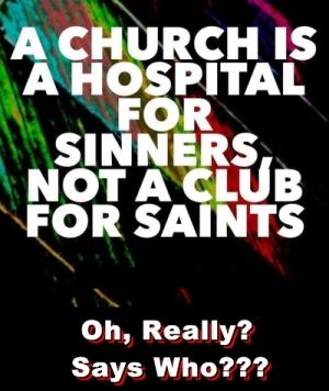 The Church: Hospital or Club