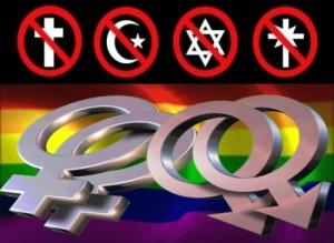 Atheism vs. Homosexuality