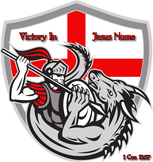 Victory In Jesus Name