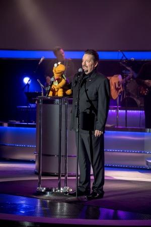 Terry Fator, Ventriloquist, live in Las Vegas.