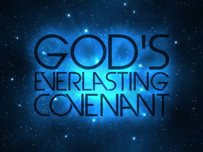 the covenant between god and the jewish people in the old testament of the holy bible What is the new covenant (or new testament) is the promise that god makes and to establish the new covenant between god and his people the old covenant.