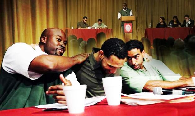 Prison Debate Team