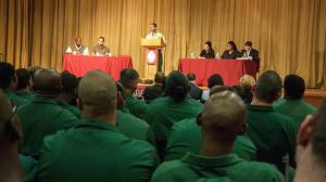 Harvard vs. Prison Inmates Debate