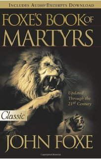 Foxes book of martyres