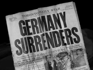 GermanySurrenders