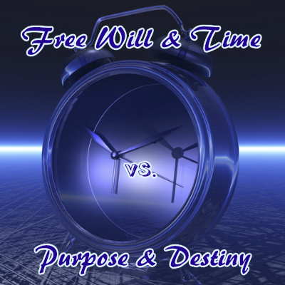 Free Will and Time vs